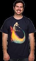 League of Legends - Lux Paintbrush Male T-Shirt