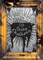 Harry Potter - Leaky Cauldron Small A5 Tin Sign | Popcultcha