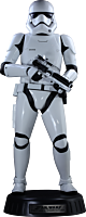 First Order Stormtrooper 1:1 Scale Hot Toys Lifesize Statue