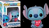 Lilo and Stitch - Stitch Valentine Funko Pop! Vinyl Figure.