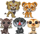 The Lion King (2019) - Home Is Where Your Pop! Rests Funko Pop! Vinyl Figure.