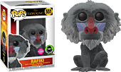 The Lion King (2019) - Rafiki Flocked Funko Pop! Vinyl Figure (Funko Exclusive)