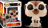 The Lion King (2019) - Timon Flocked Funko Pop! Vinyl Figure