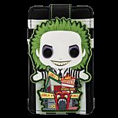 "Beetlejuice - Pop! Beetlejuice Dante's Inferno 5"" Faux Leather Card Holder"