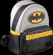 "Batman - Vintage Cosplay 10"" Faux Leather Mini Backpack"