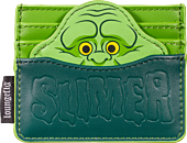 """Ghostbusters - Slimer Cosplay 4"""" Faux Leather Card Holder"""