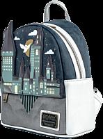 "Harry Potter - Hogwarts Castle 10"" Faux Leather Mini Backpack"
