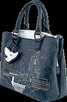 "Harry Potter - Hogwarts Castle 10"" Faux Leather Crossbody Bag"