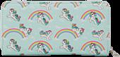 "My Little Pony - Starshine Rainbow 8"" Faux Leather Zip-Around Wallet"