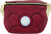 "Avengers 3: Infinity War - Iron Man 9"" Faux-Leather Bum Bag / Fanny Pack 1"