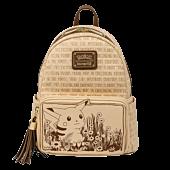 "Pokemon - Sepia Pikachu 10"" Faux Leather Mini Backpack"