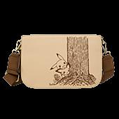 "Pokemon - Sepia Pikachu 7"" Faux Leather Crossbody Bag"