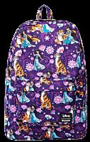 "Aladdin - Jasmine & Rajah 18"" Backpack"