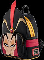 "Aladdin (1992) - Jafar Cosplay 10"" Faux Leather Mini Backpack"