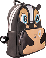 """Bambi (1942) - Flower Cosplay 10"""" Faux Leather Mini Backpack"""