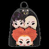 "Hocus Pocus - Sanderson Sisters 10"" Faux Leather Mini Backpack"