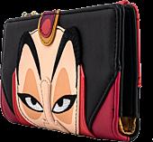 "Aladdin (1992) - Jafar Cosplay 6"" Faux Leather Flap Wallet"