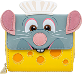 """Ratatouille - Chef Remy Cosplay 5"""" Faux Leather Wallet"""
