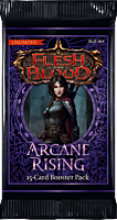 Flesh and Blood - Arcane Rising Unlimited Booster Pack (12 Cards)