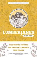 Lumberjanes - Graphic Novel Paperback Book Gift Set (Set of 3)