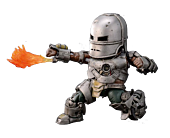 Iron Man - Mark I Egg Attack Action Figure
