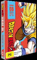 Dragon Ball Z - Season 06 Episodes 166-194 Limited Edition Steelbook DVD Box Set