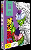 Dragon Ball Z - Season 07 Episodes 195-219 Limited Edition Steelbook DVD Box Set