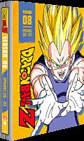 Dragon Ball Z - Season 08 Episodes 220-253 Limited Editon Blu-Ray Steelbook (4 Discs)