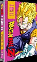 Dragon Ball Z - Season 09 Episodes 254-291 Limited Editon Blu-Ray Steelbook (5 Discs)