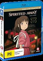Spirited Away - The Movie Blu-Ray