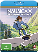 Nausicaa of the Valley of the Wind - The Movie Blu-Ray
