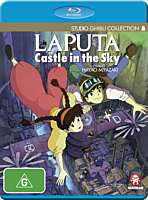 Laputa: Castle in the Sky - The Movie Blu-Ray