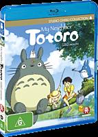 My Neighbor Totoro - The Movie Blu-Ray