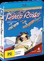 Porco Rosso - The Movie Blu-Ray