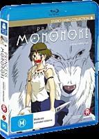 Princess Mononoke - The Movie Blu-Ray