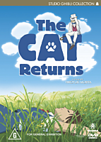 The Cat Returns - The Movie DVD