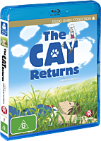 The Cat Returns - The Movie Blu-Ray