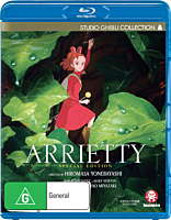 Arrietty - Special Edition Movie Blu Ray