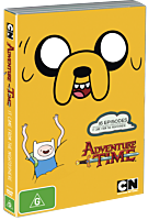 Adventure Time - Collection 02 DVD