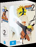 Naruto: Shippuden - Hokage Part 2 Episodes 101-205 DVD Box Set (16-Discs)