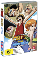 One Piece - Episode of East Blue DVD