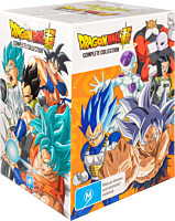 Dragon Ball Super - The Complete Collection DVD Box Set (20 Discs)