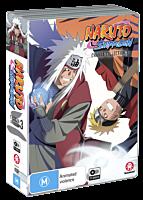 Naruto Shippuden - Chakra Collection 3 Episodes 141 to 212 DVD Box Set (11 Discs)