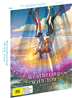 Weathering With You - 4K Blu-Ray & Blu-Ray Limited Collector's Edition Box Set (4-Discs)