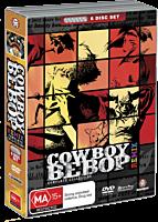 Cowboy Bebop - The Complete Remix Collection DVD (6-Discs)