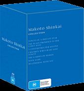 Makoto Shinkai - Blu-Ray Collection Box Set (6 Discs)