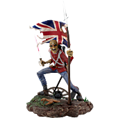 Iron Maiden - The Trooper 1/10th Scale PVC Statue