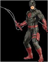 Daredevil - Daredevil in Black Suit 1/10th Scale ArtFX Statue | Popcultcha