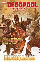 Deadpool - Classic Volume 17 Headcanon Trade Paperback