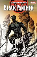 Black Panther - Colour Your Own Black Panther Trade Paperback